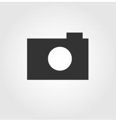 Camera web icon flat design vector image vector image