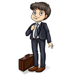 A formal man vector