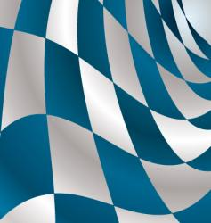 blue checker vector image