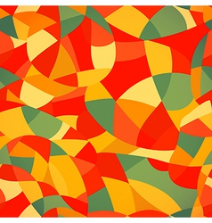 Bright colors mosaic seamless pattern looks vector