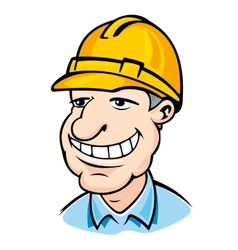 Builder man vector