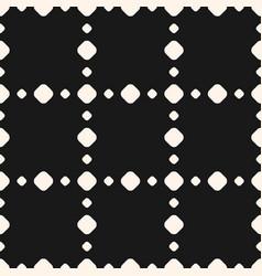polka dot seamless pattern texture circles vector image