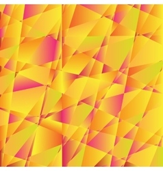 mosaic abstract orange background consisting of vector image