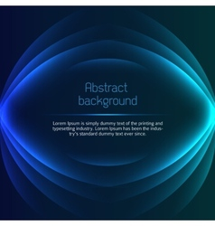 Abstract background with space for your message vector image