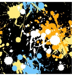 blots pattern vector image