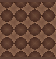 geometric seamless pattern which imitates parquet vector image