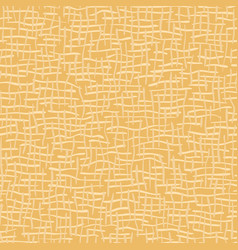 woven burlap texture seamless pattern vector image