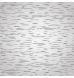 Wavy lines on a gray background vector image