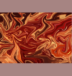 abstract acrylic flames wallpaper template vector image