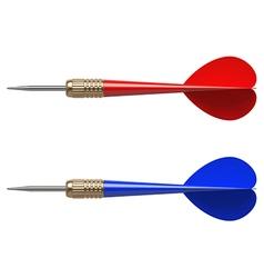 Dart vector image