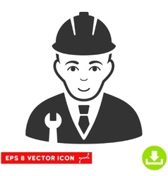 Developer EPS Icon vector