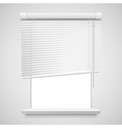 Home related blinds vector