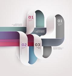 Modern design vector image vector image