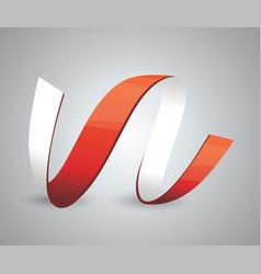 modern 3d design tag or label vector image