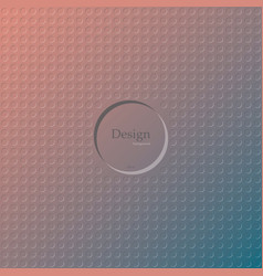 multicolor background of circle pattern texture vector image vector image