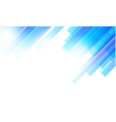 background abstract tech square and technology vector image