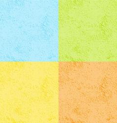 Set of Seamless Walls Pattern vector image