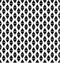 seamless wallpaper pattern triangles geometric vector image