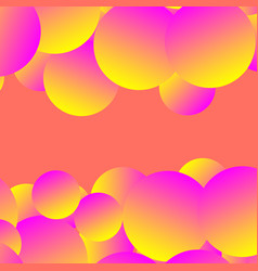 Trendy abstract header design with space for your vector