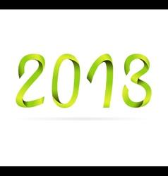 2013 design element vector image