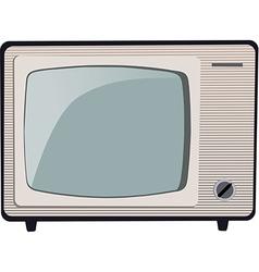 Old TV MG 0618 v vector image