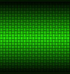 metalic green industrial texture for design vector image vector image