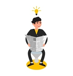 Business people inspiration vector