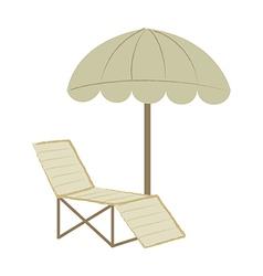 Icon Parasol vector