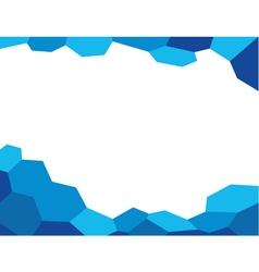 Abstract background bleu vector image