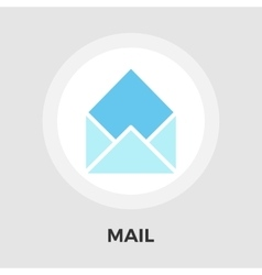 Mailing Line Icon vector image