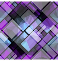 Violet abstract pattern vector image