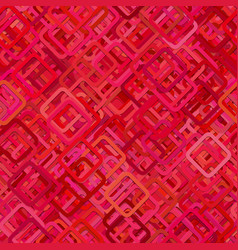 Repeating abstract square background pattern vector