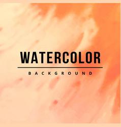 watercolor splatter background vector image