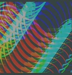 background of a dinosaur skeleton vector image