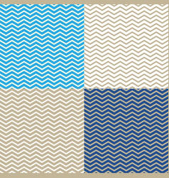 wave on different colored background vector image vector image