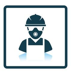 Repair worker icon vector image