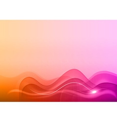 sweet abstract background vector image vector image