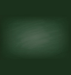 dark green background school blackboard vector image