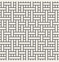 Seamless geometric pattern stylish vector