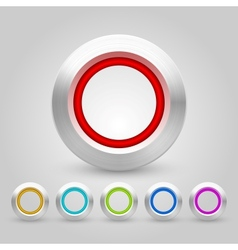 Web Buttons Pack vector