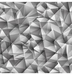 Polygonal wallpaper geometric shape icon vector
