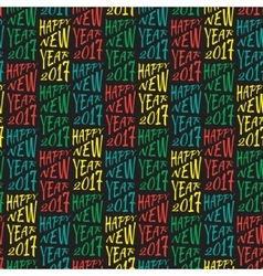 New Year Bakcground vector image vector image