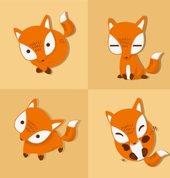 Fox four stance vector