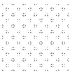 seamless pattern background geometri pattern eps vector image