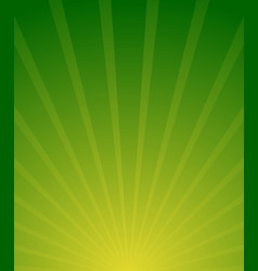 sunburst starburst background vector image