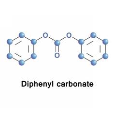 Diphenyl carbonate ester vector