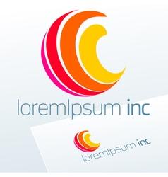 Logotype for Fashion Cosmetics vector