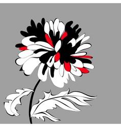Original flower vector
