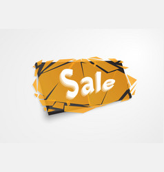 special offer sale vector image