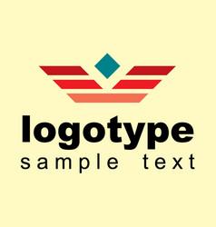 V type letter logo vector